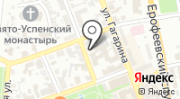 Гифт на карте