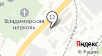 Линкол на карте