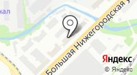 Intra-T на карте