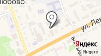 Мархал на карте