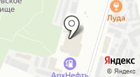 Автолегион на карте