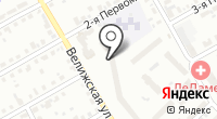 ВитАн на карте