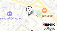 Нотариус Рождественская А.Ю. на карте