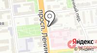 Нотариус Полётова Е.С. на карте