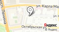 Бумага & Канцтовары на карте