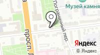 Нотариус Бурлакова И.А. на карте