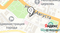Оптовая компания детских книг на карте