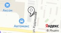 Ивкнига на карте