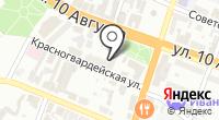 Нотариус Кайгородова Е.В. на карте