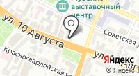 Genevа на карте