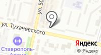 ГЕОС на карте