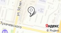 Совет микрорайона на карте