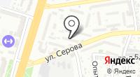 Мера-Сервис на карте
