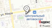 Администрация Ленинского района г. Ставрополя на карте