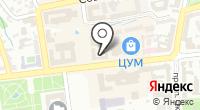 Стиль Тайм на карте