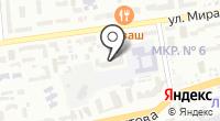Кас-Сервис на карте
