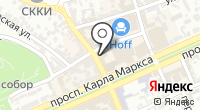 Русская Горка на карте