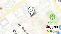 Мебель Юга России на карте