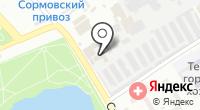 Автосервис на Светлоярской на карте