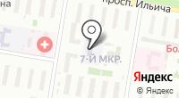 Детский сад №198 на карте