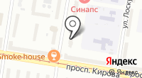 Обуховская промышленная компания на карте