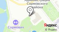 Антракт на карте