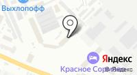 РосТехСтрой на карте