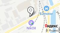 ПТС на карте