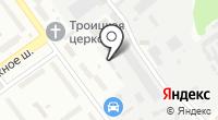 АвтозаводСервис на карте