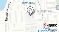 Детский сад №113 на карте