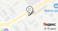 Магирус-НН на карте