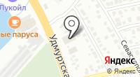 У Тахира на карте