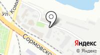 Type NN на карте