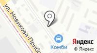 ПремьерСтрой-НН на карте
