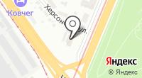 Панский дворик на карте