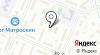 Ноктюрн на карте