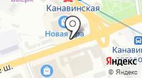 Указатель системы городского ориентирования №5796 по ул.Сормовское шоссе на карте