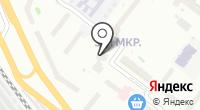 Сабрина на карте