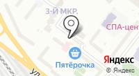 Указатель системы городского ориентирования №10961 по ул.Сергея Есенина на карте