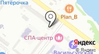 Сатро-НН на карте