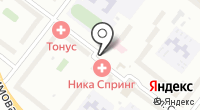 Указатель системы городского ориентирования №10960 по ул.Сергея Есенина на карте