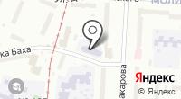 СГУ на карте