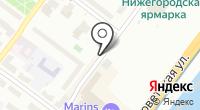 Указатель системы городского ориентирования №5859 по ул.Совнаркомовская на карте