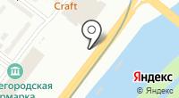 Указатель системы городского ориентирования №6731 по ул.Совнаркомовская на карте