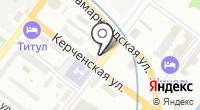 СтарПринт на карте