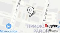 Мозель-М на карте