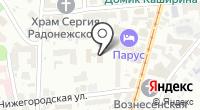 Академия МНЭПУ на карте