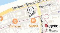 Указатель системы городского ориентирования №5459 по ул.Рождественская на карте