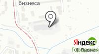 Штайер на карте