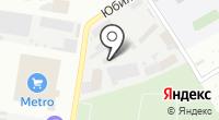 Мастер-люкс на карте